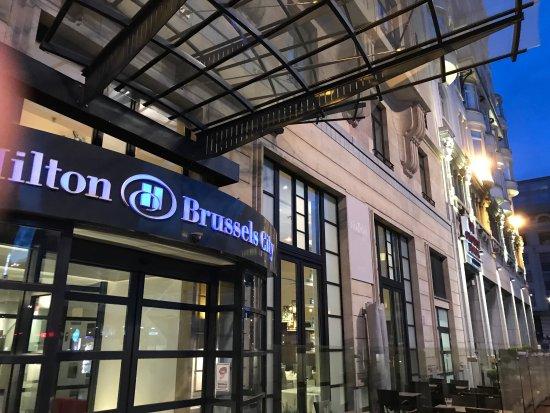 Hilton Brussels City Brussels City Center